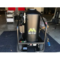 Mi-T-M 4,000 psi Hot Water and Wet Steam Pressure Washer